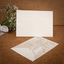 Invitatie de nunta Amandine Mireasã Sidef - TIPARIRE GRATUITA