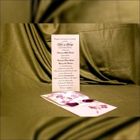 Invitatie de nunta 4003