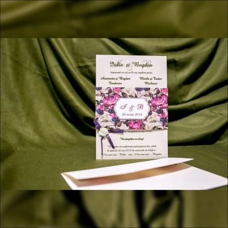 Invitatie de nunta 4012