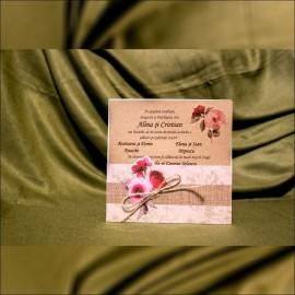 Invitatie de nunta 4015