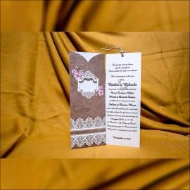 Invitatie de nunta 4019