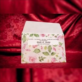 Invitatie de nunta Nicole Super Floral