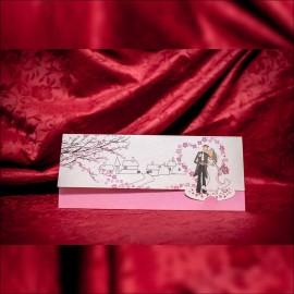 Invitatie de nunta 5004
