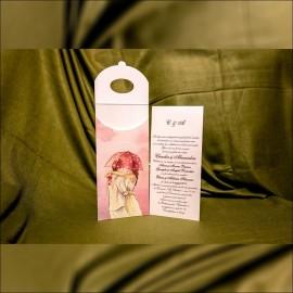 Invitatie de nunta 5006