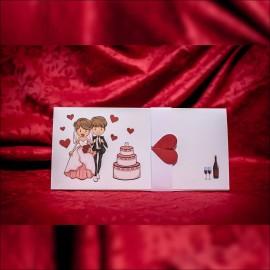 Invitatie de nunta 5007