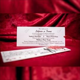 Invitatie de nunta 5012