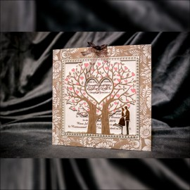 Invitatie de nunta Seraphina Copacul Vietii