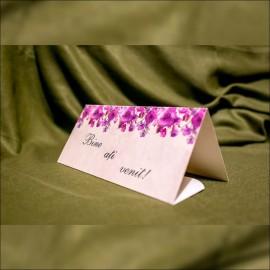 Plic de bani Rosaleen Floral Aprins