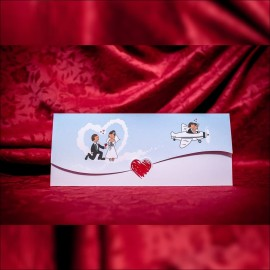 Invitatie de nunta 5020