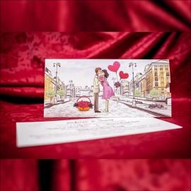 Invitatie de nunta 5023