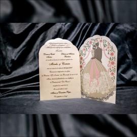 Invitatie de nunta 5024