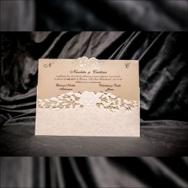 Invitatie de nunta 6028