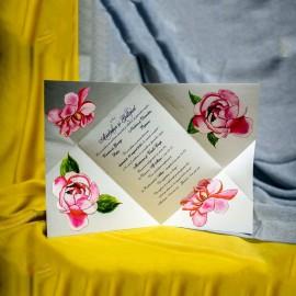 Invitatie de nunta 222