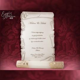 Invitatie de nunta 408
