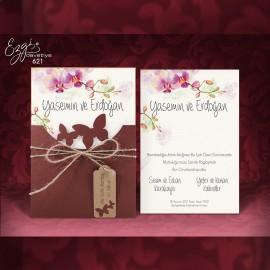 Invitatie de nunta 621