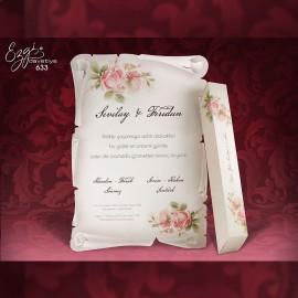 Invitatie de nunta 633