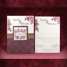Invitatie de nunta 637