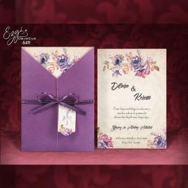 Invitatie de nunta 649