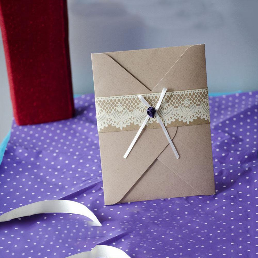 Invitatie de nunta 94057 - Vintage