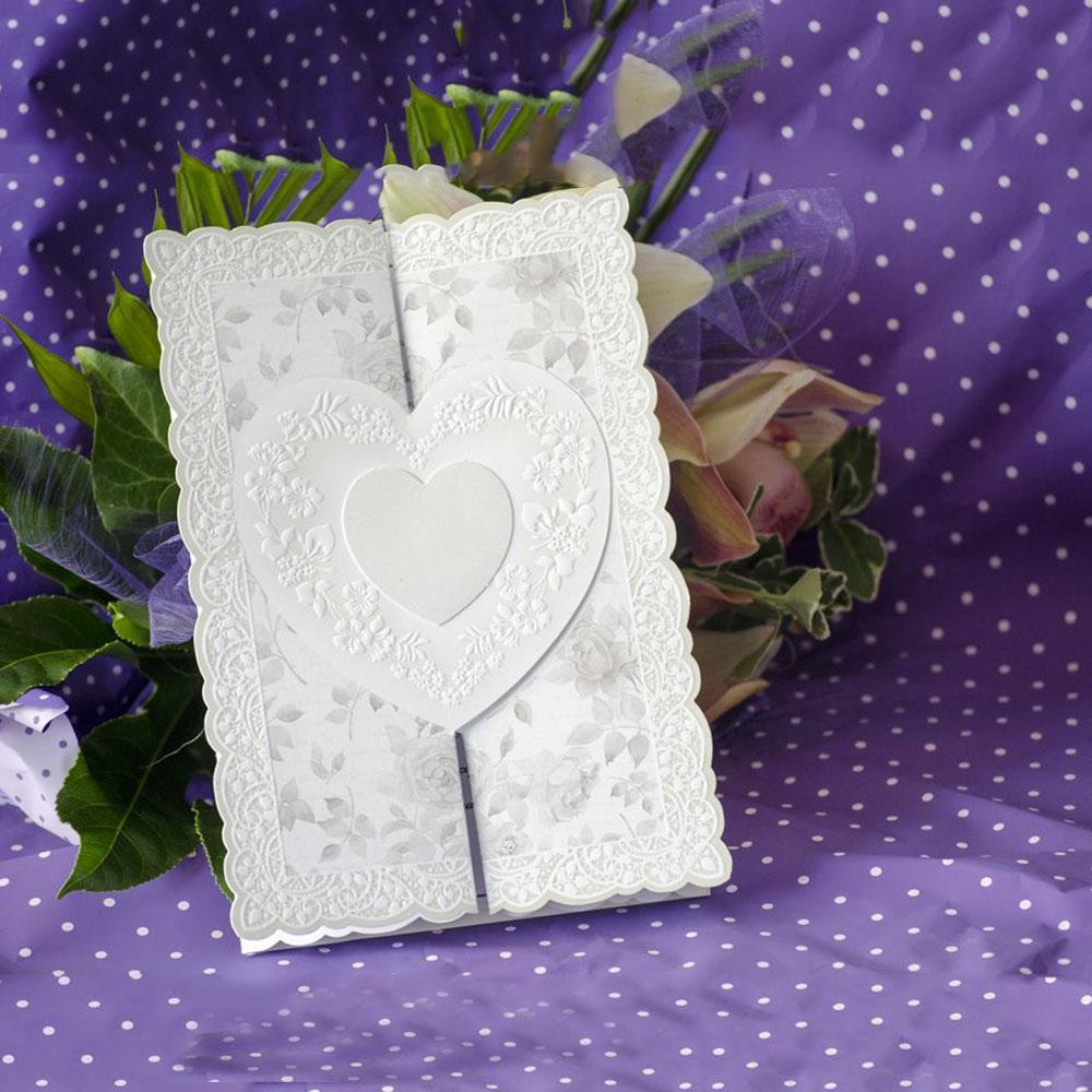 Invitatie de nunta 94094 - Inimioare