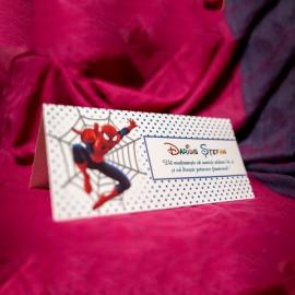 Plic de bani Castiel Spider Man