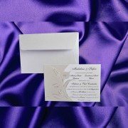 Invitatie de nunta Verdinia Calã Sidefat - ASAMBLARE GRATUITA