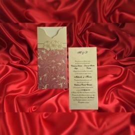 Invitatie de nunta 1634