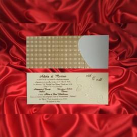 Invitatie de nunta 1654