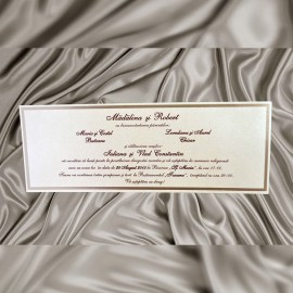 Invitatie de nunta 1786