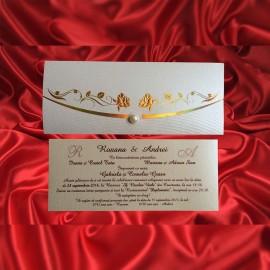 Invitatie de nunta 2250A