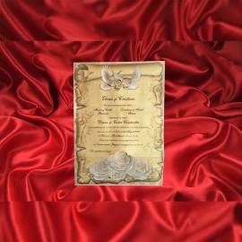 Invitatie de nunta 2257