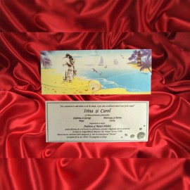 Invitatie de nunta 2259