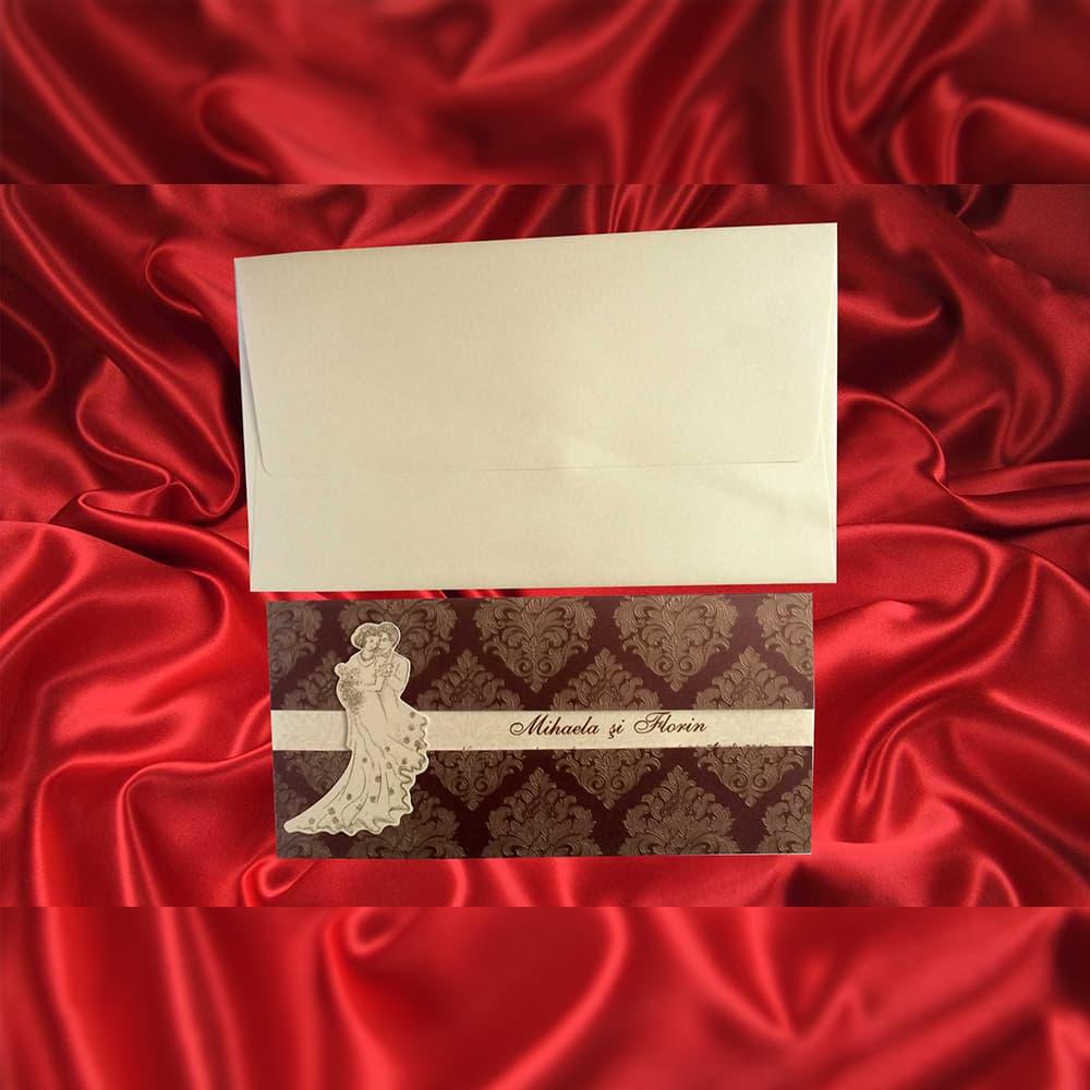 Invitatie de nunta 437 - Invitatii De Nunta
