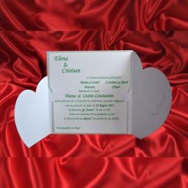 Invitatie de nunta 474