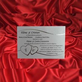 Invitatie de nunta 550
