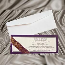 Invitatie de nunta 586