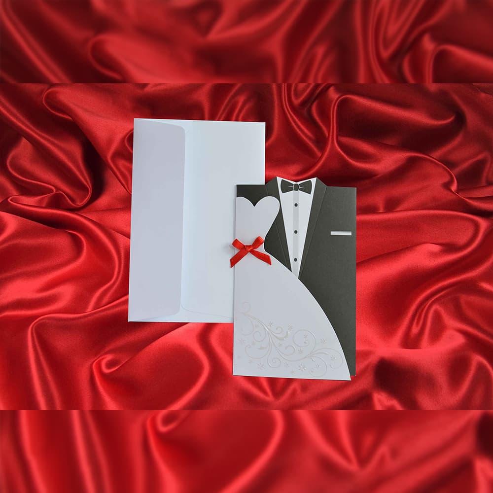 Invitatie de nunta 594 - Damask