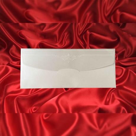 Invitatie de nunta Talma Damask Emboss - ASAMBLARE GRATUITA