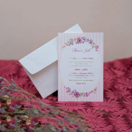 Invitatie de nunta 608