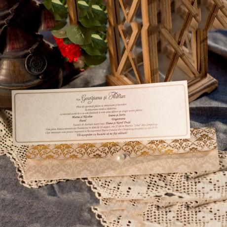 Invitatie de nunta 1050