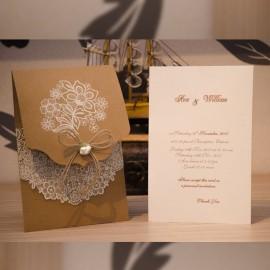 Invitatie de nunta 4014
