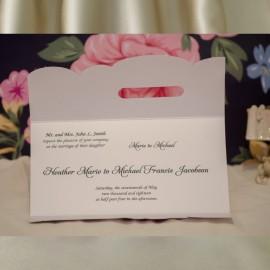 Invitatie de nunta 4024