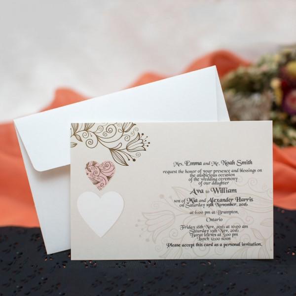 Invitatie de nunta 179