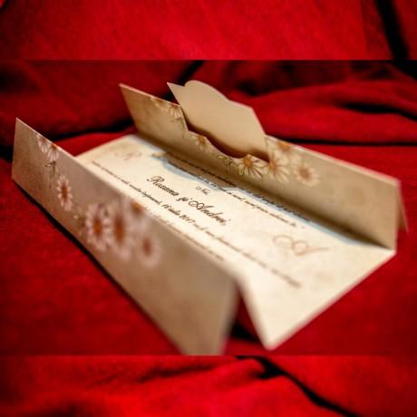 Invitatie de nunta 4021B