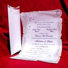 Invitatie de nunta 1136