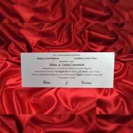 Invitatie de nunta 1147 - Tipãrire Gratuitã