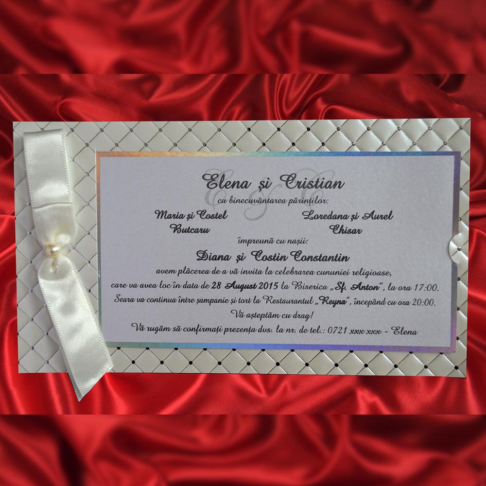Invitatie de nunta 1738 - Tipãrire Gratuitã