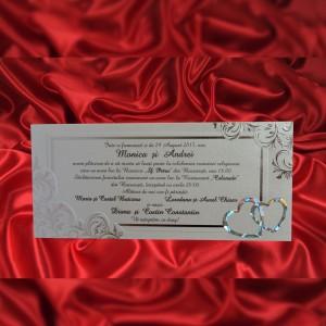 Invitatie de nunta 1767