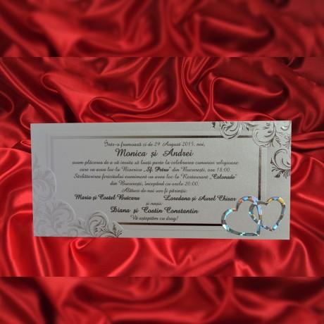 Invitatie de nunta 1767 - Asamblare Gratuitã