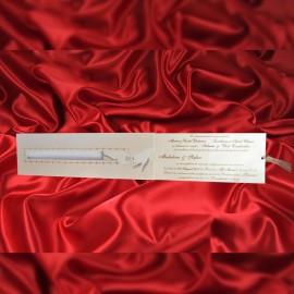 Invitatie de nunta 591 - Asamblare Gratuitã